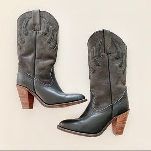 Frye Western Style Boots